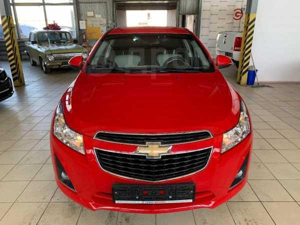 Chevrolet Cruze, 2015 год, 606 000 руб.