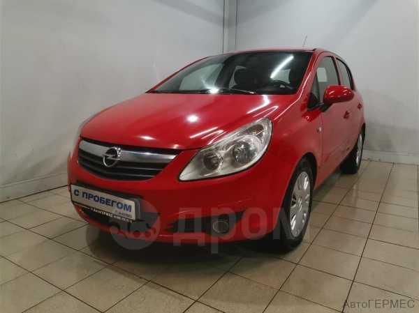 Opel Corsa, 2007 год, 228 000 руб.