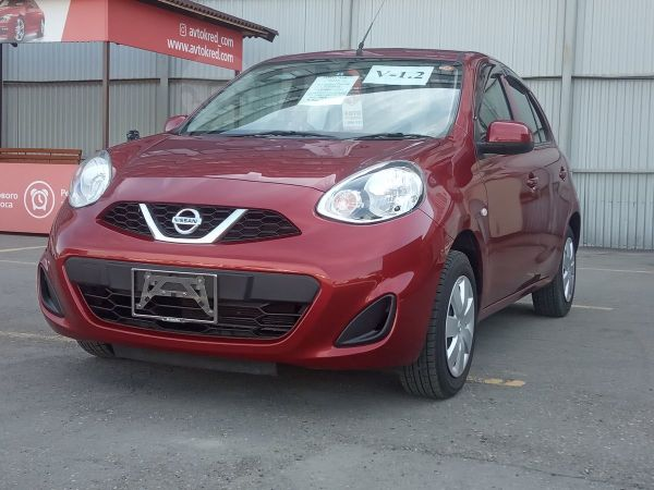 Nissan March, 2016 год, 468 000 руб.