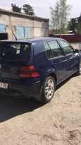 Volkswagen Golf, 2003 год, 215 000 руб.