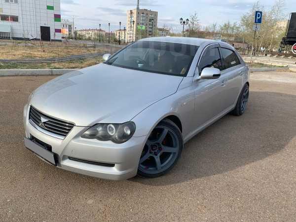 Toyota Mark X, 2008 год, 670 000 руб.