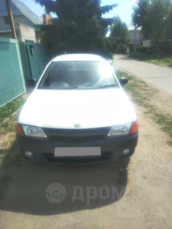 Nissan AD, 2002 год, 215 000 руб.