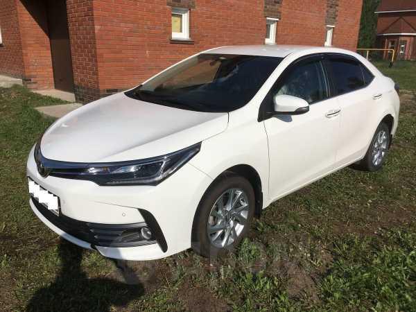Toyota Corolla, 2016 год, 1 165 000 руб.