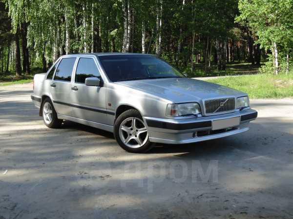 Volvo 850, 1992 год, 235 000 руб.