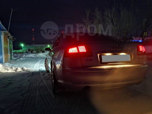 Audi A8, 2003 год, 550 000 руб.