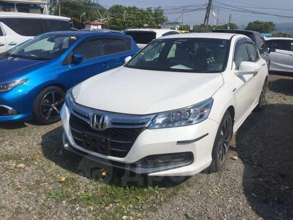 Honda Accord, 2015 год, 1 120 000 руб.