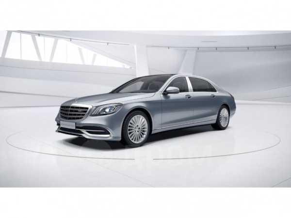 Mercedes-Benz S-Class, 2018 год, 52 832 492 руб.