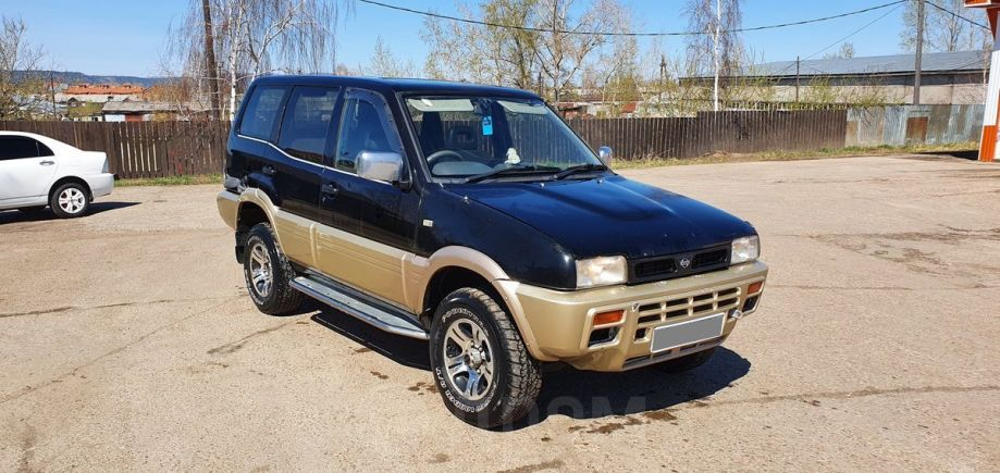 Nissan Mistral, 1994 год, 300 000 руб.