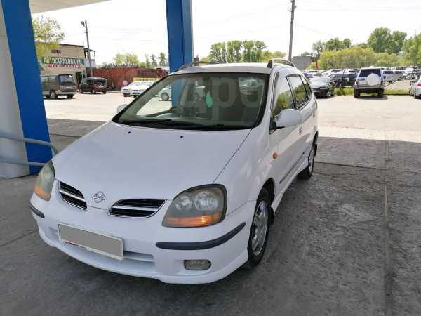 Nissan Tino, 2001 год, 258 000 руб.