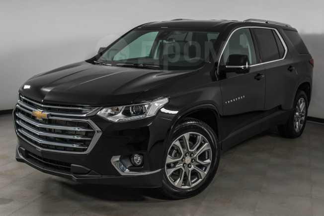 Chevrolet Traverse, 2019 год, 3 875 000 руб.