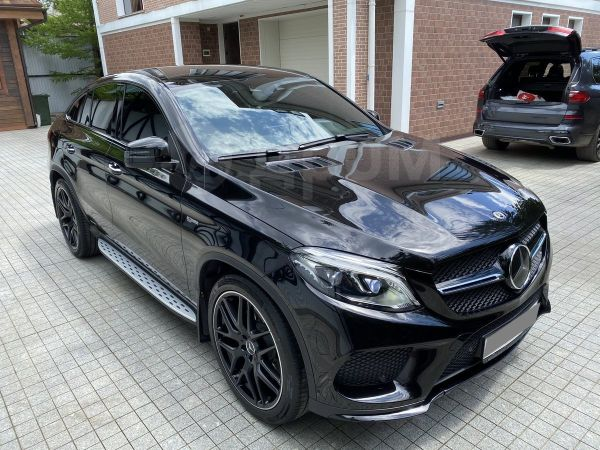 Mercedes-Benz GLE Coupe, 2018 год, 5 070 000 руб.