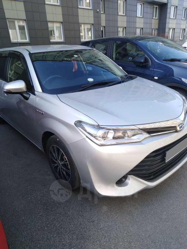 Toyota Corolla Fielder, 2015 год, 900 000 руб.