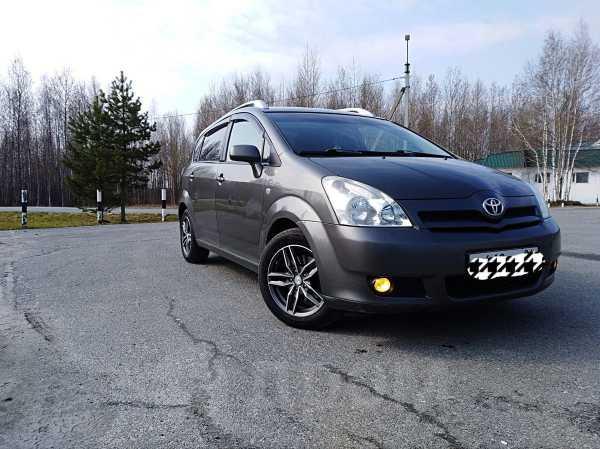Toyota Corolla Verso, 2006 год, 440 000 руб.