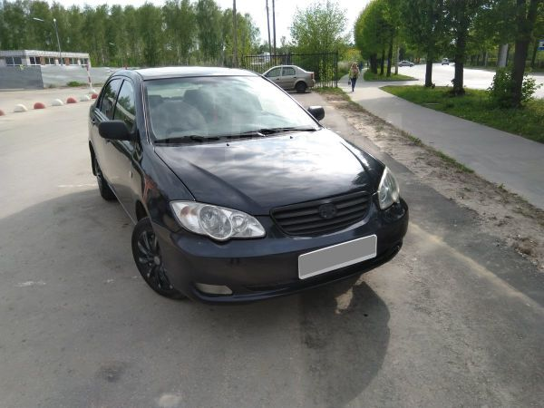 BYD F3, 2011 год, 170 000 руб.