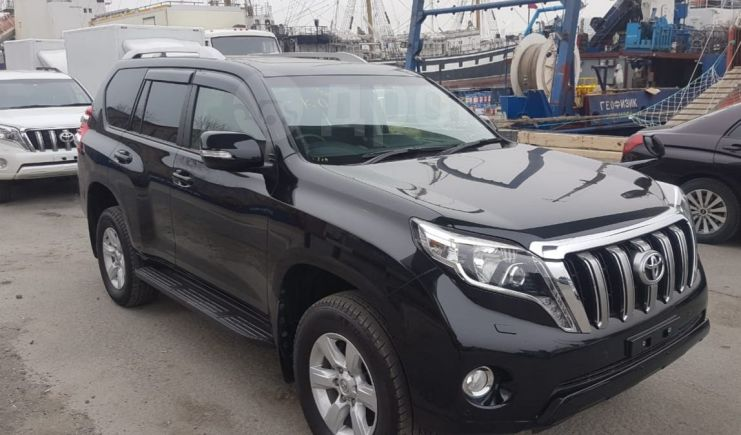Toyota Land Cruiser Prado, 2016 год, 2 650 000 руб.