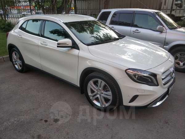 Mercedes-Benz GLA-Class, 2017 год, 1 940 000 руб.