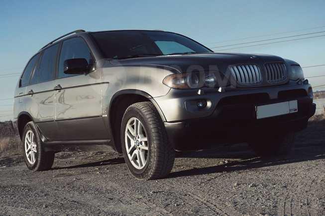 BMW X5, 2004 год, 580 000 руб.