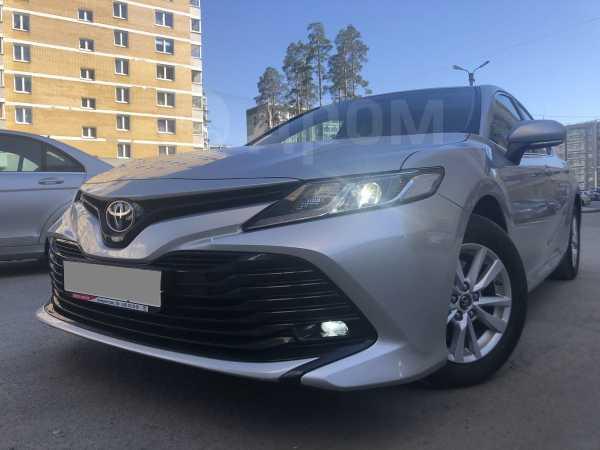 Toyota Camry, 2018 год, 1 467 000 руб.
