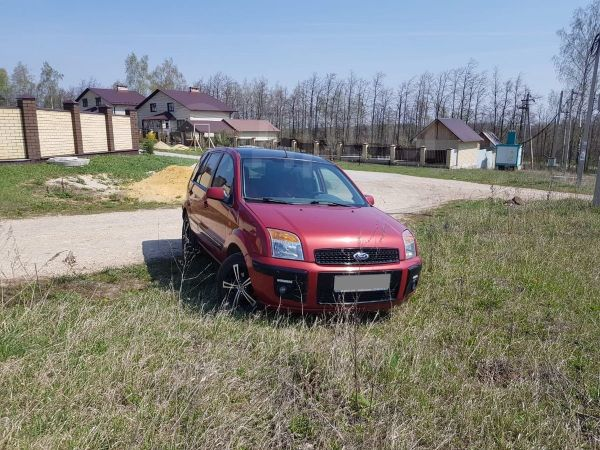 Ford Fusion, 2006 год, 303 000 руб.