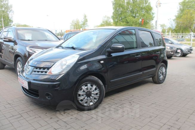 Nissan Note, 2007 год, 299 500 руб.
