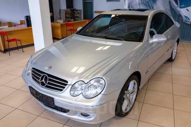 Mercedes-Benz CLK-Class, 2006 год, 555 000 руб.