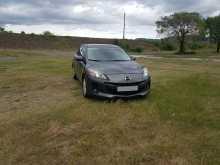 Абакан Mazda Mazda3 2011