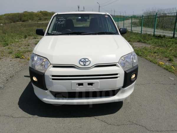 Toyota Probox, 2016 год, 589 000 руб.
