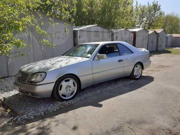 Mercedes-Benz CL-Class, 1996 год, 250 000 руб.