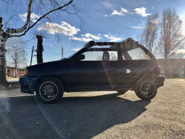 Ford Festiva, 1992 год, 170 000 руб.