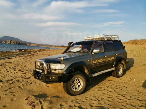 Toyota Land Cruiser, 1994 год, 895 000 руб.