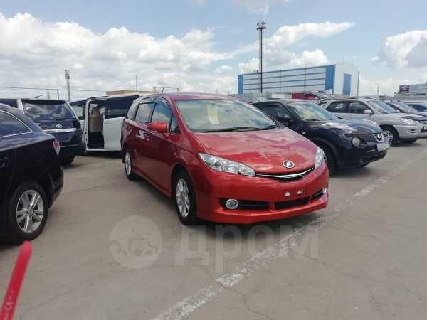 Toyota Wish, 2017 год, 1 150 000 руб.