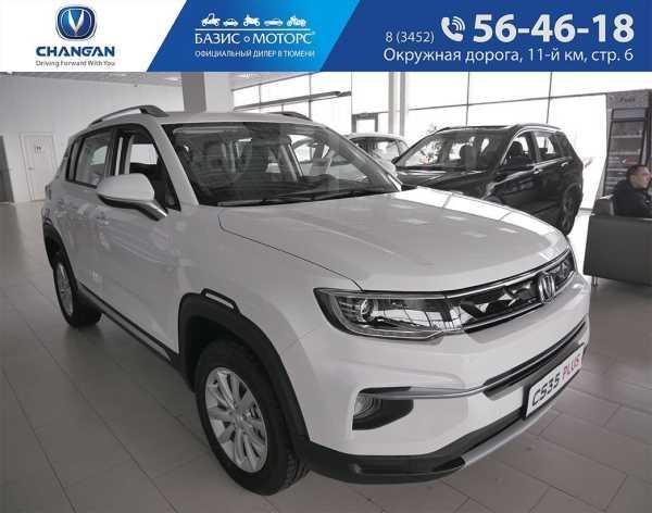 Changan CS35 Plus, 2019 год, 1 089 900 руб.