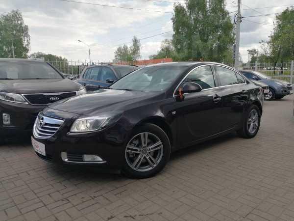 Opel Insignia, 2011 год, 635 500 руб.