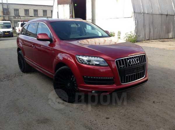 Audi Q7, 2012 год, 1 157 000 руб.