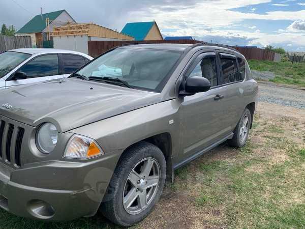 Jeep Compass, 2007 год, 395 000 руб.