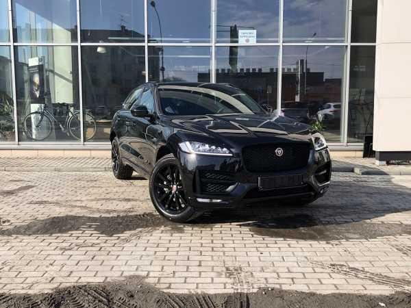 Jaguar F-Pace, 2020 год, 5 141 000 руб.