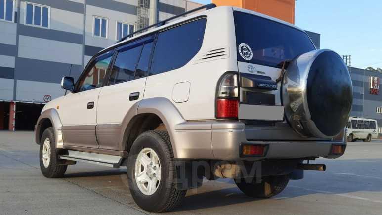 Toyota Land Cruiser Prado, 1998 год, 470 000 руб.