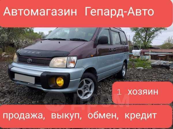 Toyota Town Ace Noah, 1998 год, 349 000 руб.