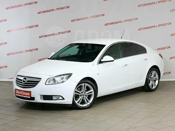 Opel Insignia, 2012 год, 549 000 руб.