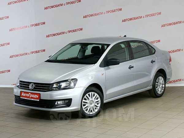 Volkswagen Polo, 2017 год, 579 000 руб.
