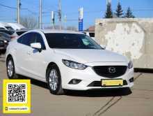 Иркутск Mazda6 2016