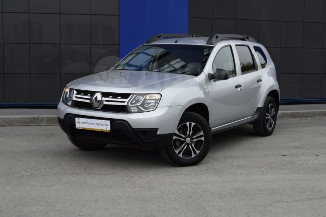 Renault Duster, 2016 год, 699 000 руб.