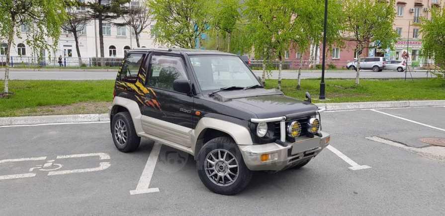 Mitsubishi Pajero Junior, 1996 год, 229 000 руб.