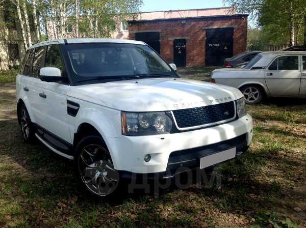 Land Rover Range Rover Sport, 2011 год, 997 000 руб.
