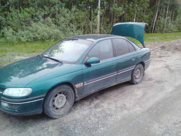 Opel Omega, 1994 год, 40 000 руб.