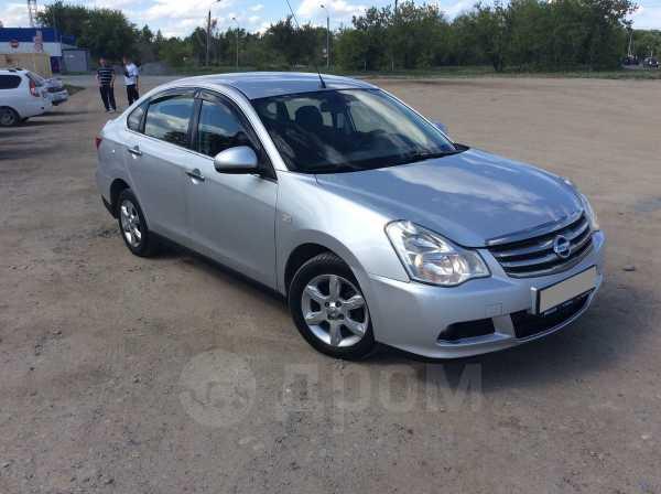 Nissan Almera, 2013 год, 339 000 руб.