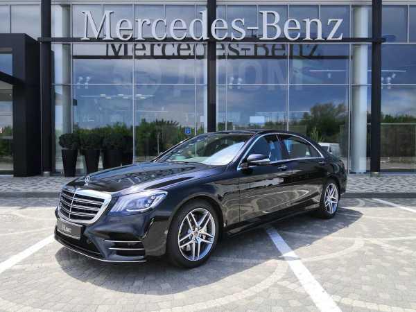 Mercedes-Benz S-Class, 2020 год, 8 000 000 руб.
