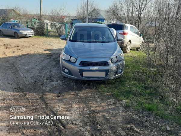 Chevrolet Aveo, 2013 год, 365 000 руб.