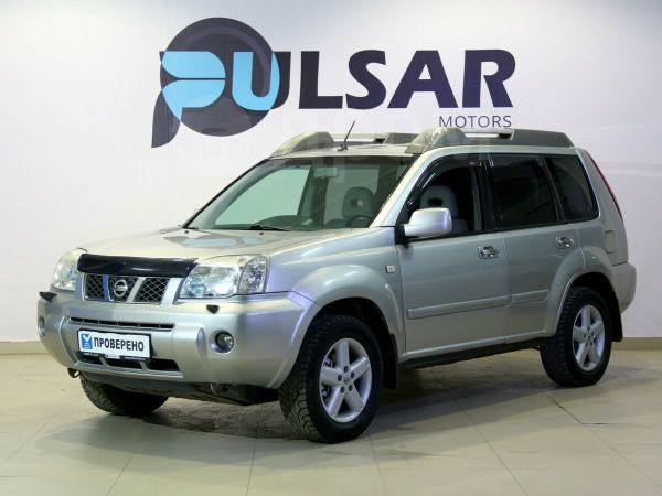 Nissan X-Trail, 2006 год, 429 000 руб.