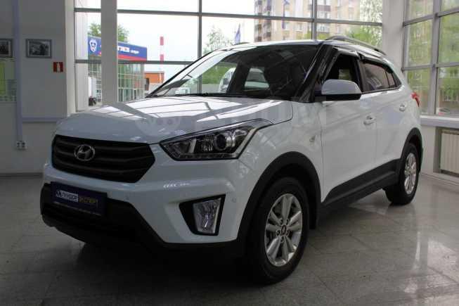 Hyundai Creta, 2018 год, 948 000 руб.